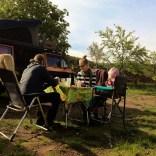 Essen im Campingurlaub