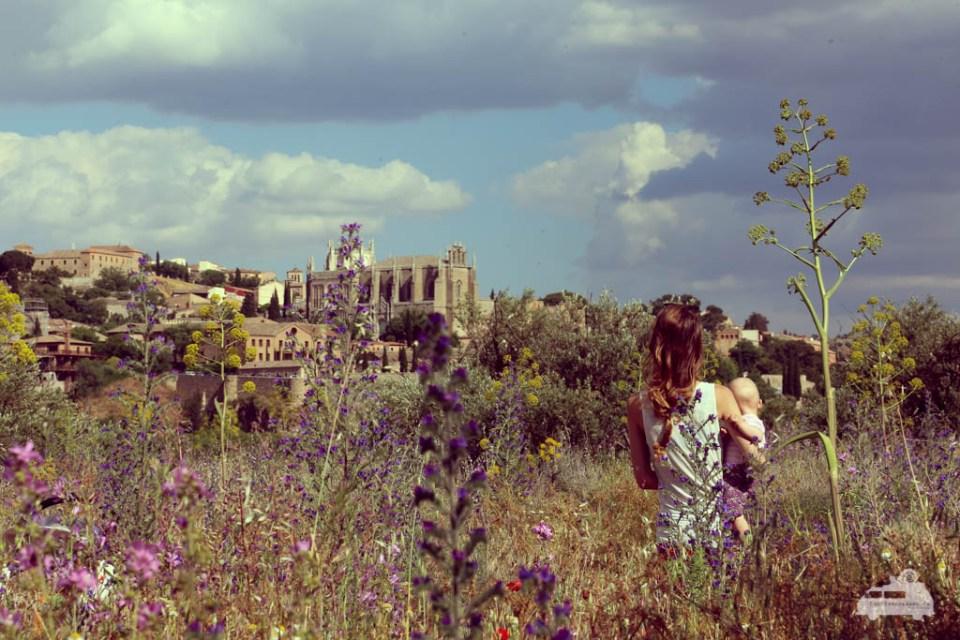Postkarten Motiv Toledo