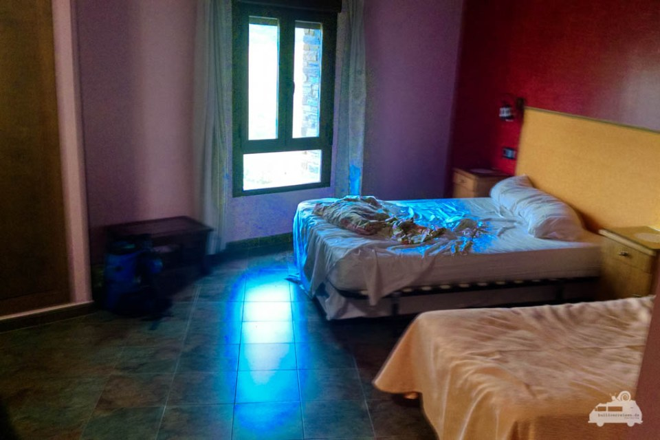 Hotel in Monfragüe