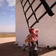 Windmühle Consuegra Spanien