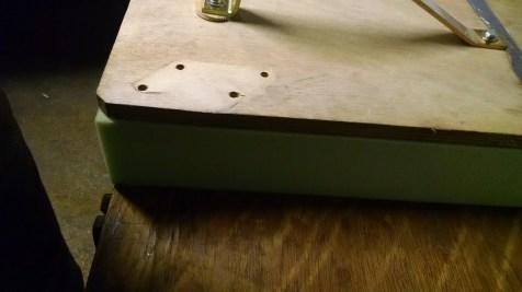 Schaumstoff passgenau zugeschnitten