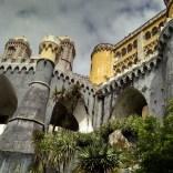 Märchenschloss im Portugal