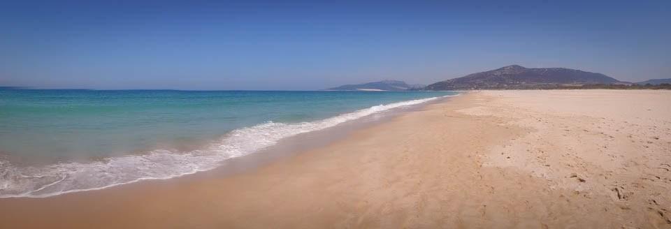Andalusien Tarifa Strand