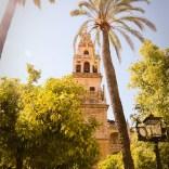 Alcazàr Cordoba Andalusien