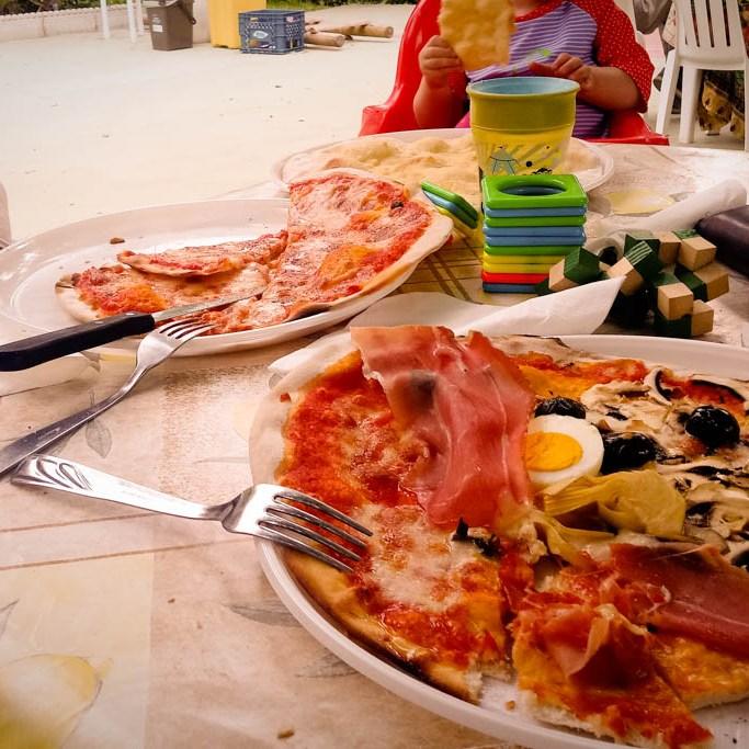 Campimgplatz Italien Rom