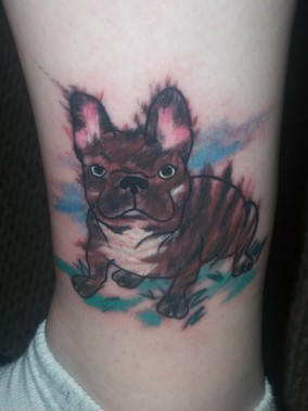 Tattoos & French Bulldogs - the Ultimate Fund Raiser - French ...