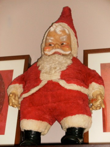 Scary Santa Owns Your Soul