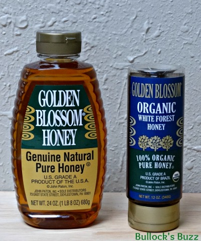 Golden Blossom Honey Pure and Natural Golden Goodness