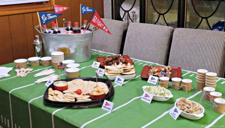Kick Your Big Game Celebration Kitchen Bullock Buzz