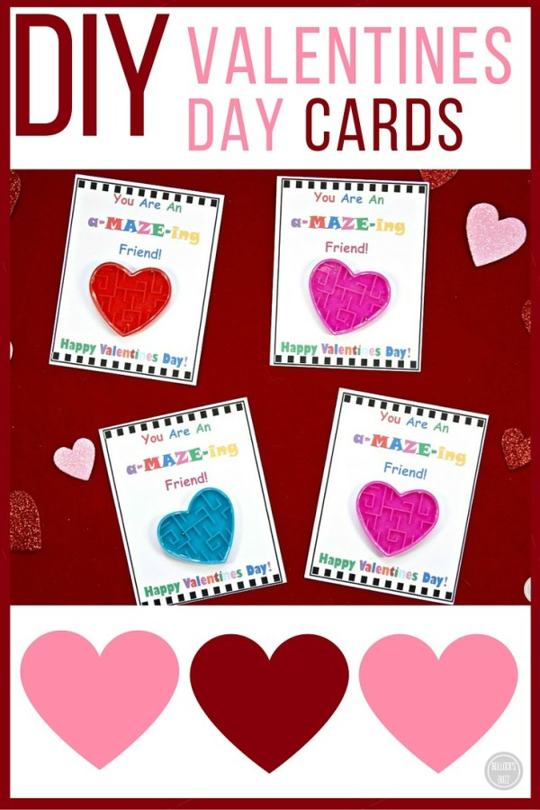 DIY Owl Valentines Candy Cards + Free Printable! Perfect ...