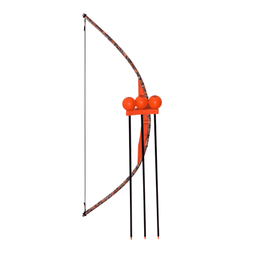 Bow and Arrow for Kids Orange
