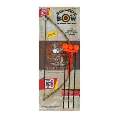 Orange Camo Toy Bow and Arrow Trainer