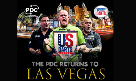PDC Back in Vegas 2018
