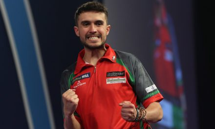 PDC World Championships Day 13 Match Report – J Lewis VS Webster