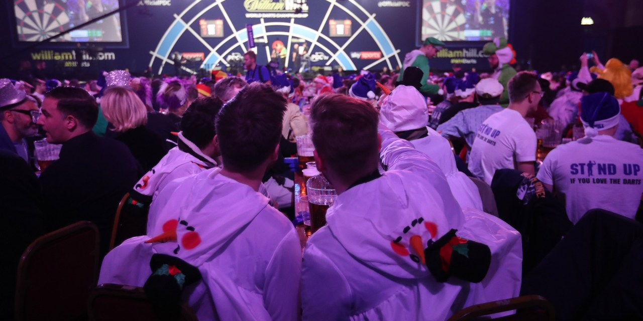PDC World Championships Day 13 Report