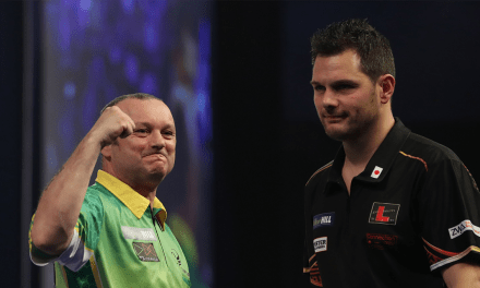 PDC WORLD CHAMPIONSHIP – DAY 12 REPORT