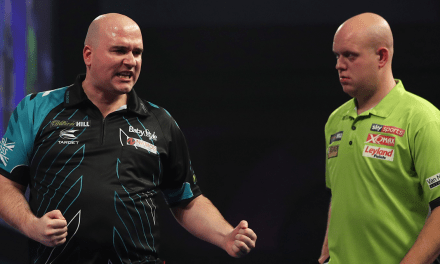 PDC World Championship Match Report – Semi Finals MVG/Cross – Taylor/Lewis
