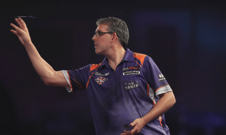 Jeff Smith – Canada at the PDC William Hill World Darts Championship