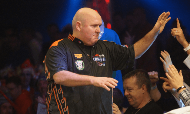 BDO Lakeside World Professional Darts Championships – Joe Chaney USA
