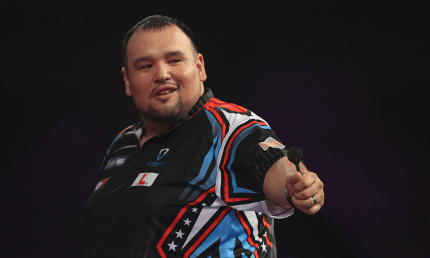 Willard Bruguier – USA at the PDC William Hill World Darts Championship