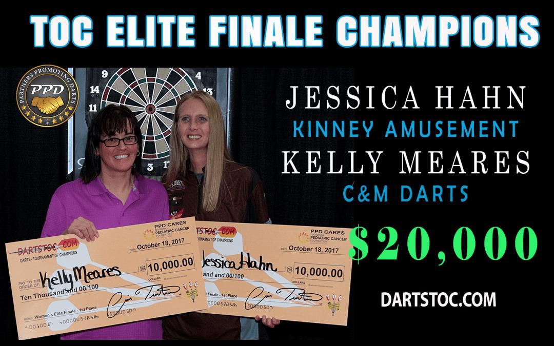 TOC Elite Finale Ladies 2017 Champions