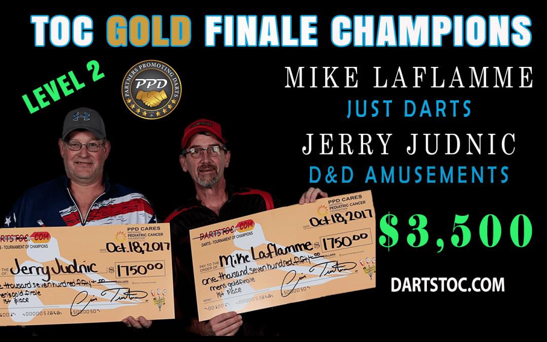 TOC GOLD Finale MEN 2017 Champions 2