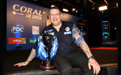PDC Coral UK Open Results