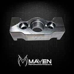 Maven Performance Large Frame Turbo Mount