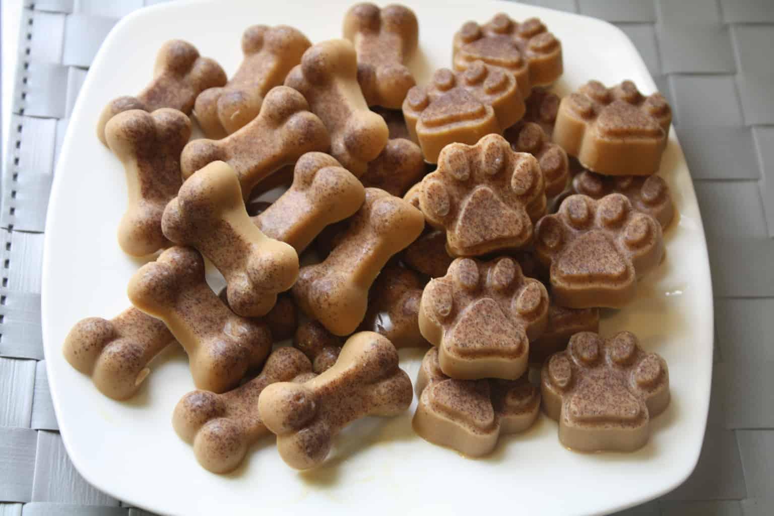 How to make homemade dog treats with bullyade