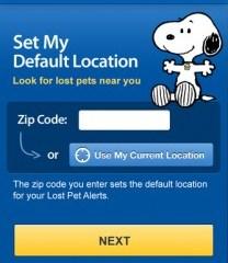 dog rescue app