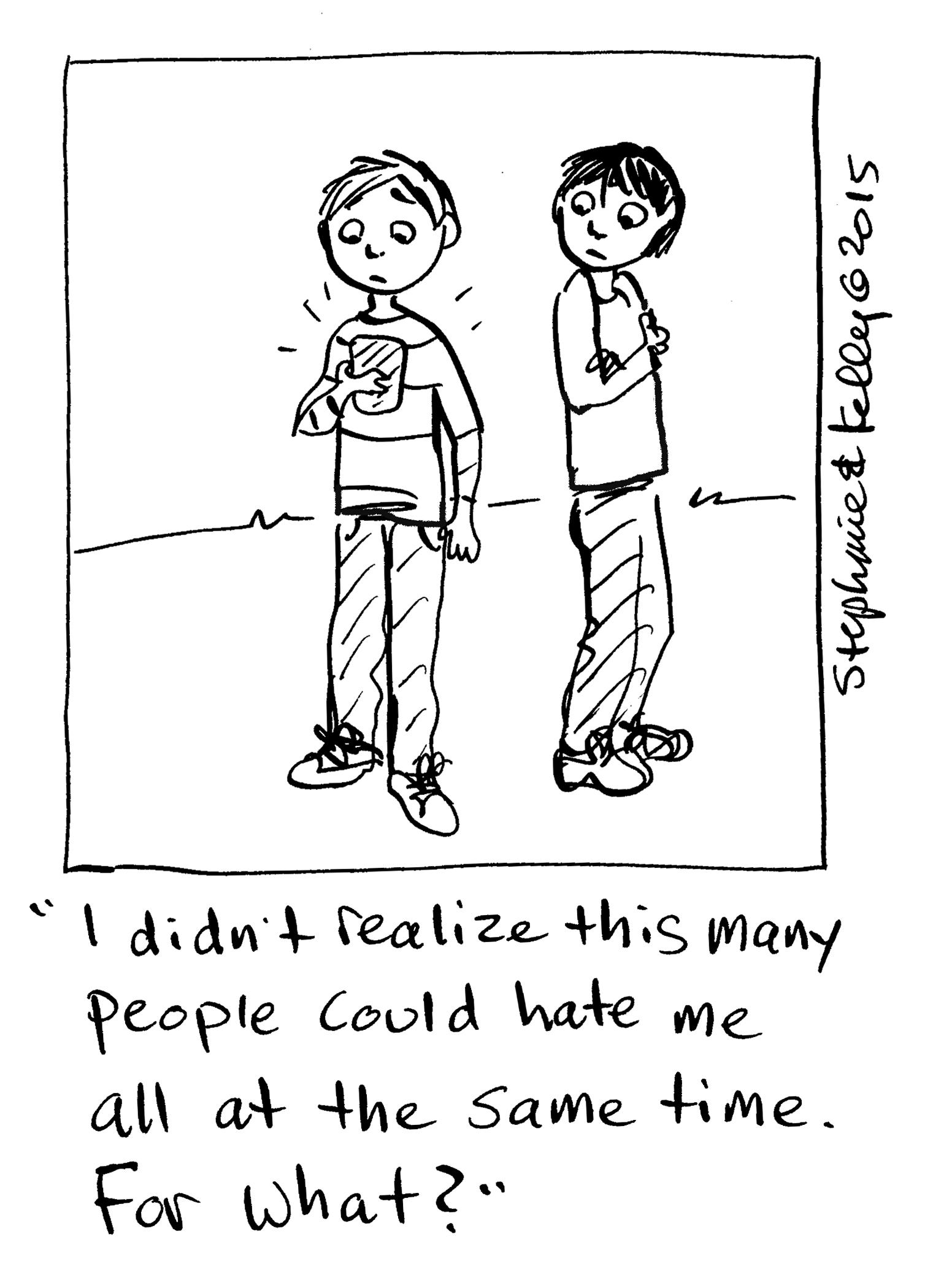 Honest Cartoons On Tough Subjects