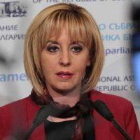 Манолова към Борисов: Отиваме на избори! Не си единствен, алтернатива има