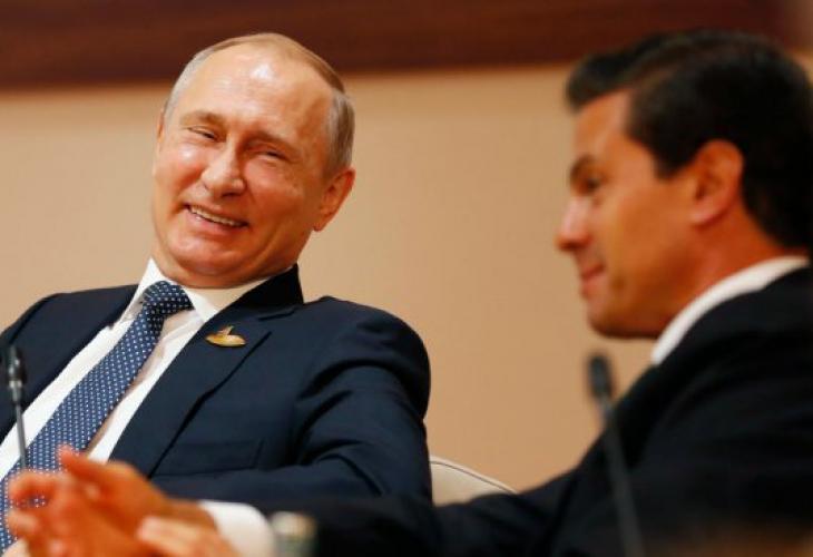 Путин е на път да спечели четвърти мандат