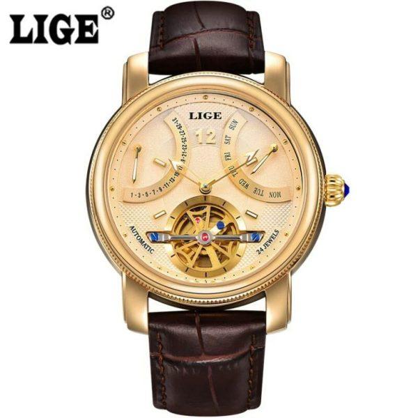 Мужские часы Lige