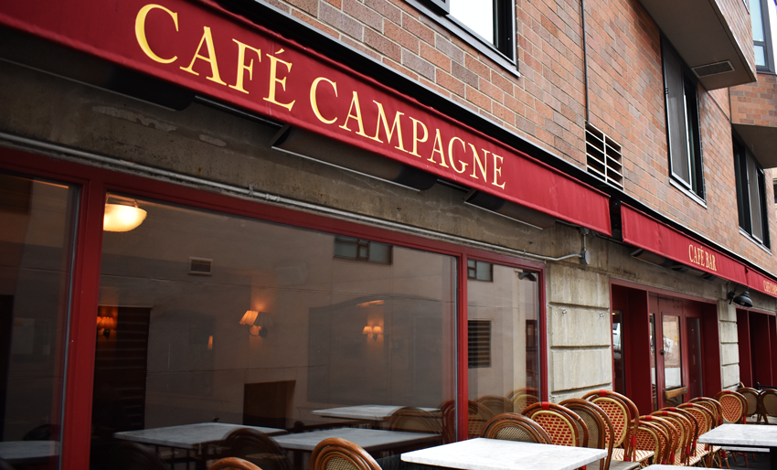 Cafe Campagne Seattle Travel Guide By Bumble and Bustle