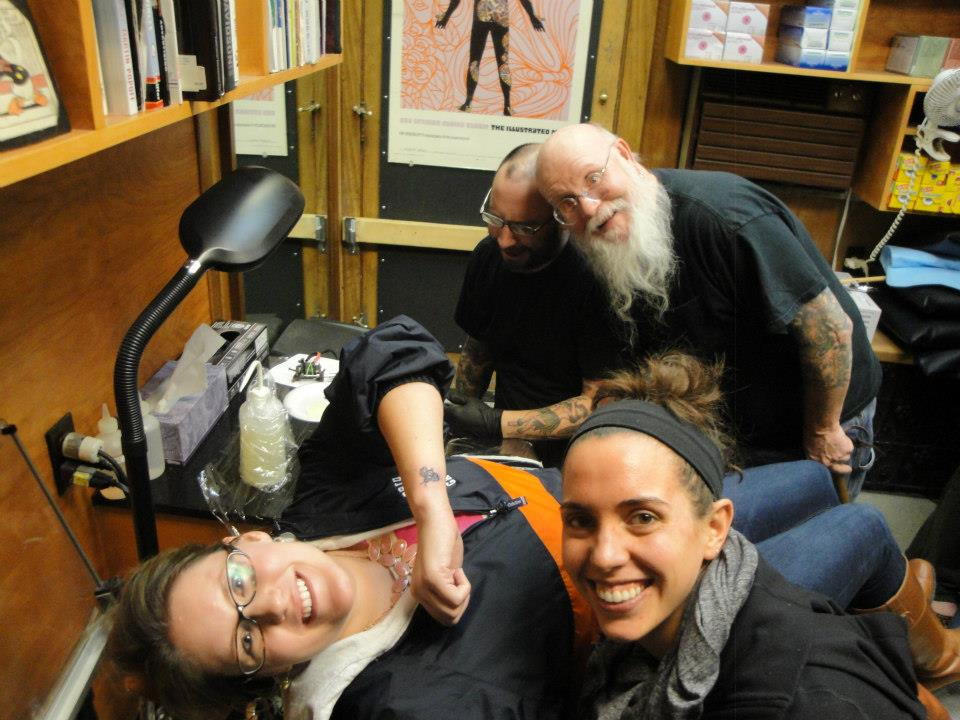 Get A Tattoo 2018 Bucket List By Bumble and Bustle Blog