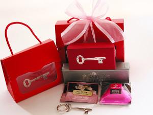 Key to My Heart Bag www.bumbleBdesign.com