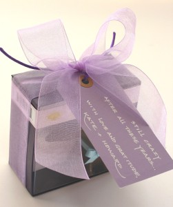 bumble B design - Chocolate Bunny Party Favors