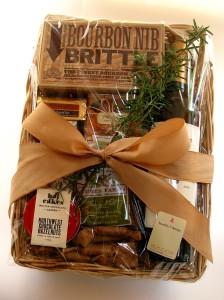 Wine Gift Basket , bumble B design, Seattle