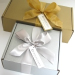 bumbleBdesign - Coffee, Tea & Chocolate Holiday Gift Box - Seattle, WA