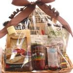 bumbleBdesign-Nibbler Basket, snack gift basket- snack gift baskets,Seattle WA