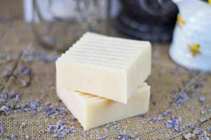 Pure tallow soap recipe