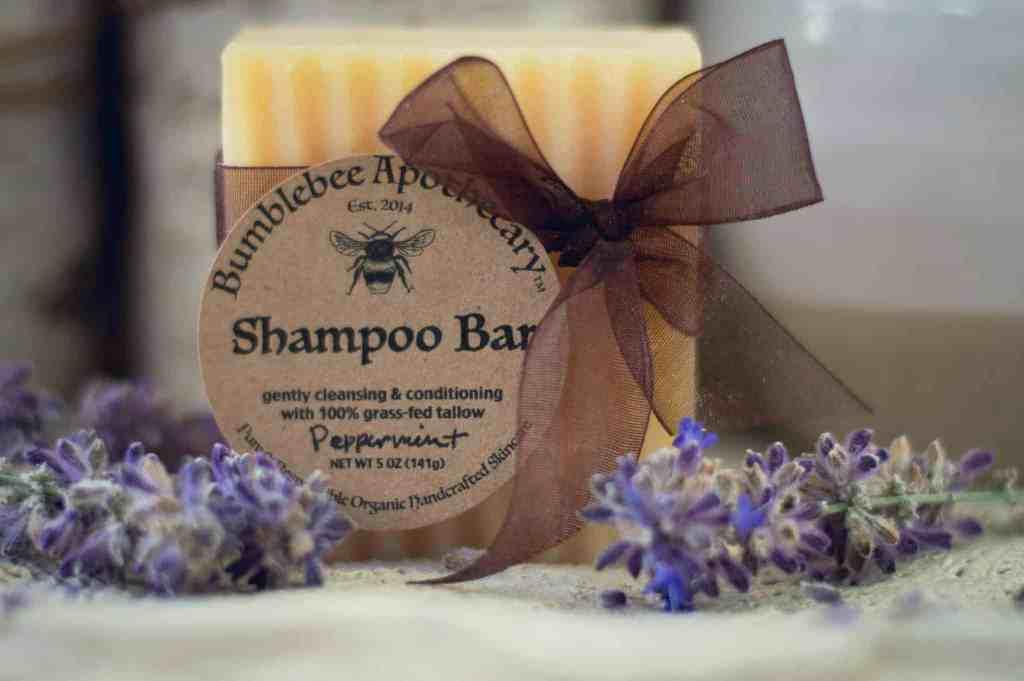 Tallow shampoo bar recipe
