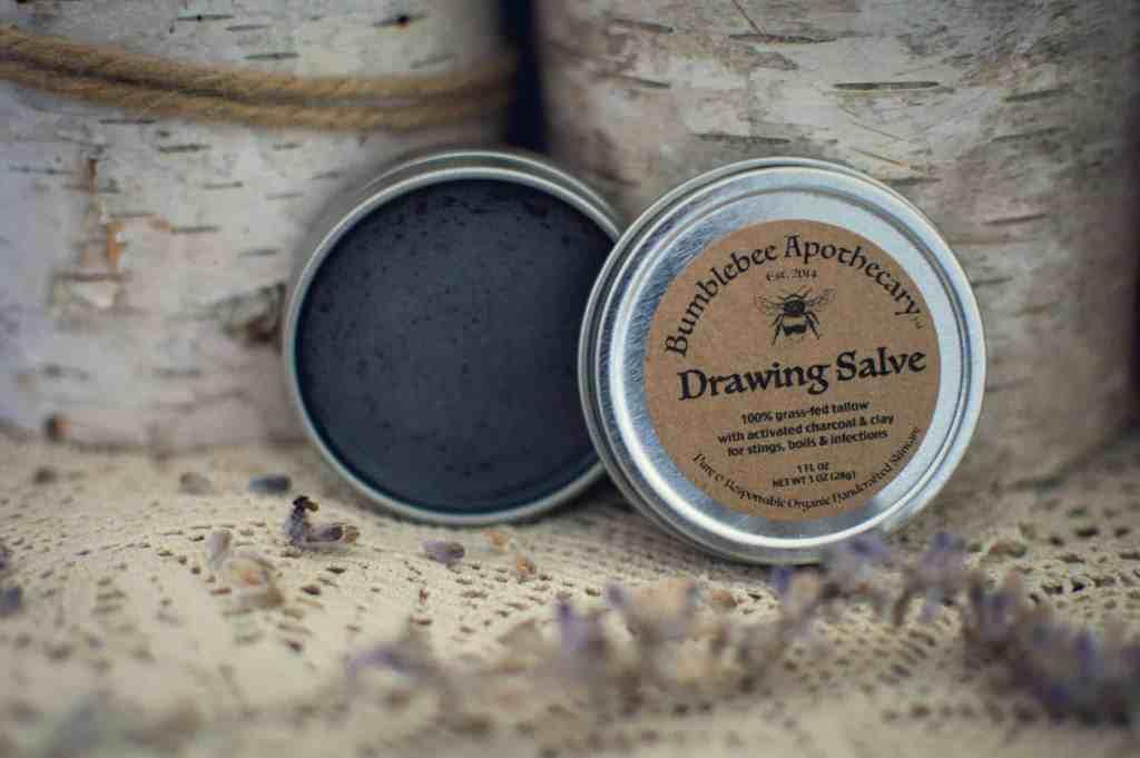 Black drawing salve recipe tallow
