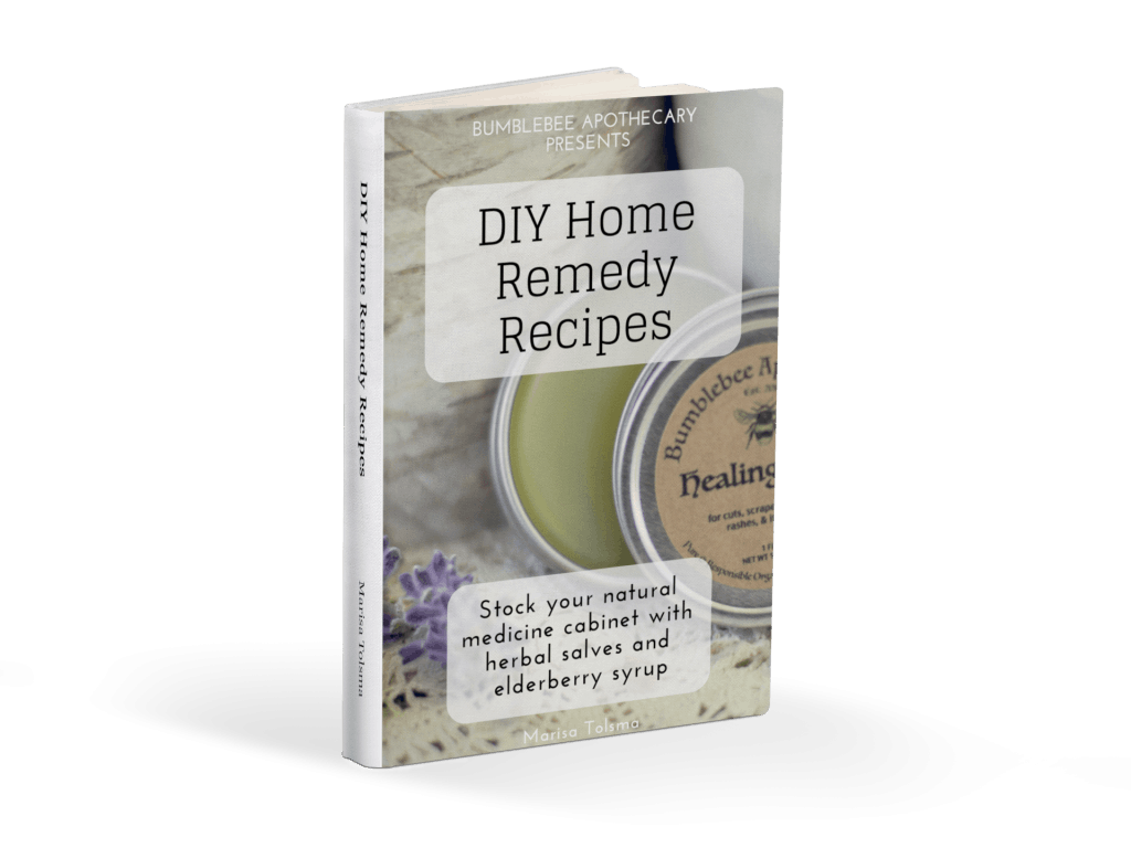 DIY Home Remedy Recipes free eBook