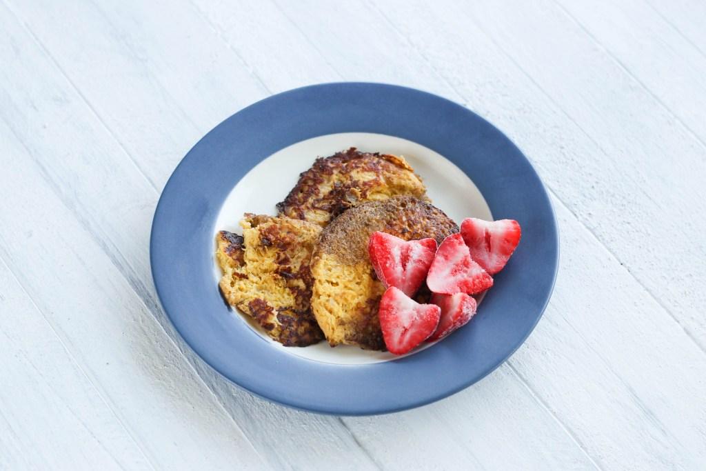Squash pancakes