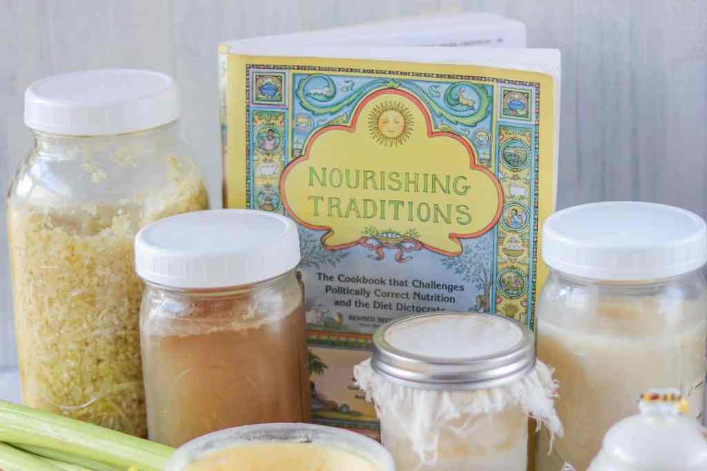 Nourishing Traditions diet