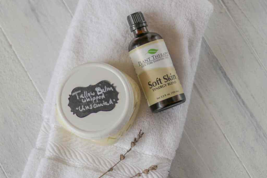Oil cleansing balm