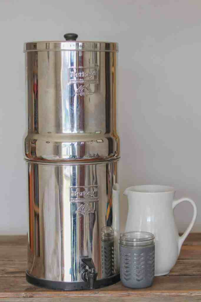 Berkey water filter pros and cons
