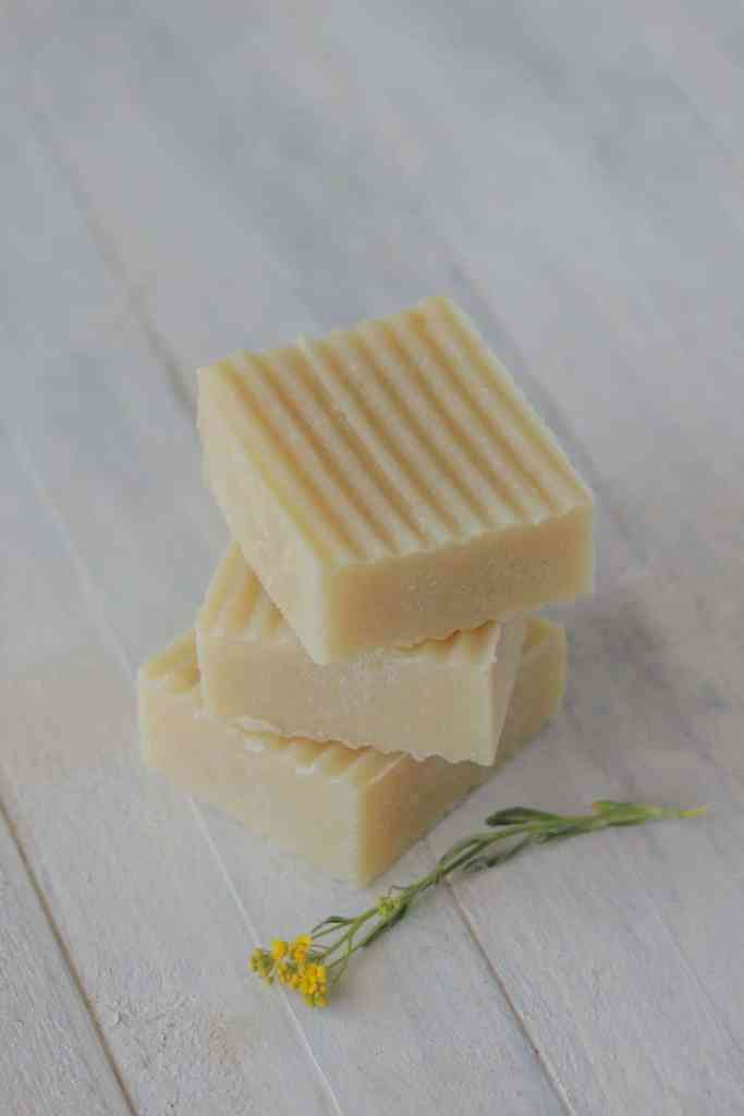 How to make soap with tallow